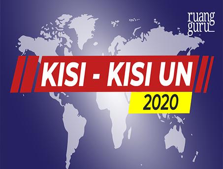 Kisi-kisi UN 2020 untuk SMP, SMA, SMK, dan SLB Semua Mata Pelajaran