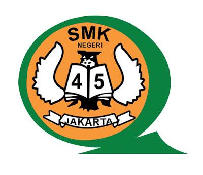 """Official """"SMKN 45 Jakarta"""""""