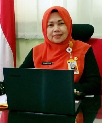 "Kepala Sekolah ""SMKN 45 Jakarta"""